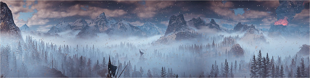 Horizon Zero Dawn- The Frozen Wilds