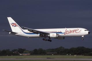 G-UKLI Manchester 9-9-1996