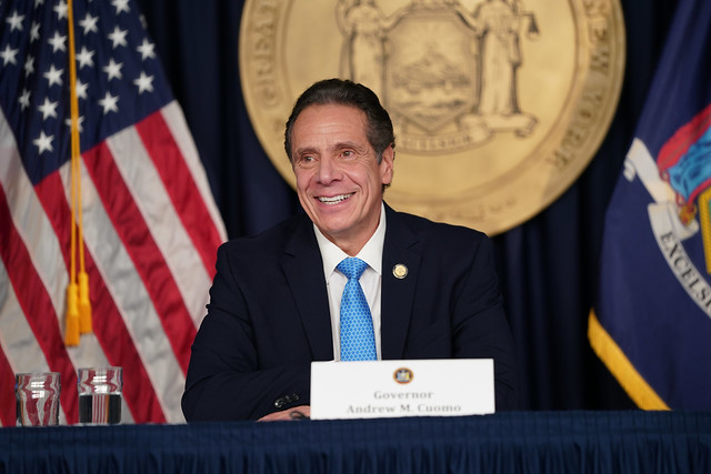 Governor Cuomo Updates New Yorkers on State's COVID-19 Response, Makes an Announcement