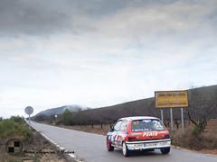Adrian Gonzalez - Noemi Garrido  Renault Clio 16v