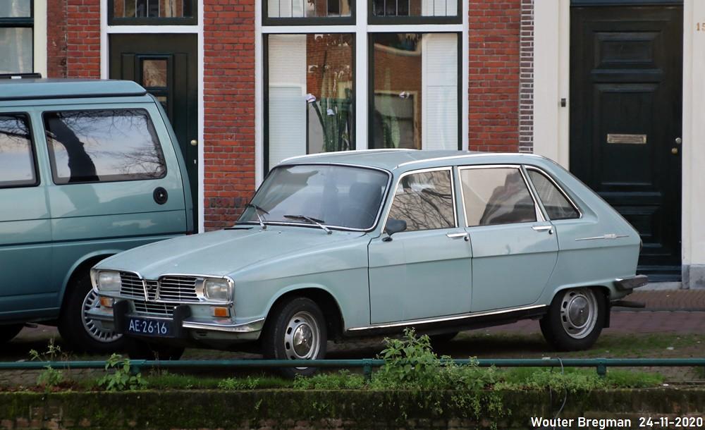 Renault 16 1968