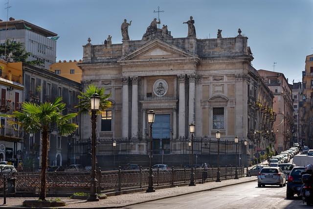 Church of San Biagio, Catania