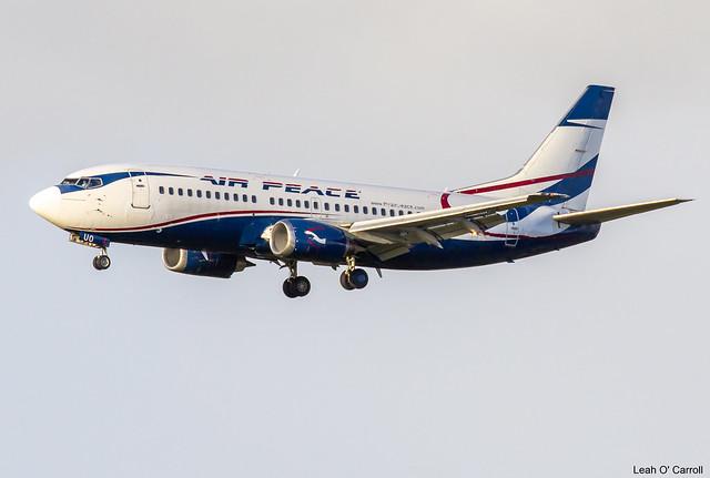 Air Peace B737-300 5N-BUO