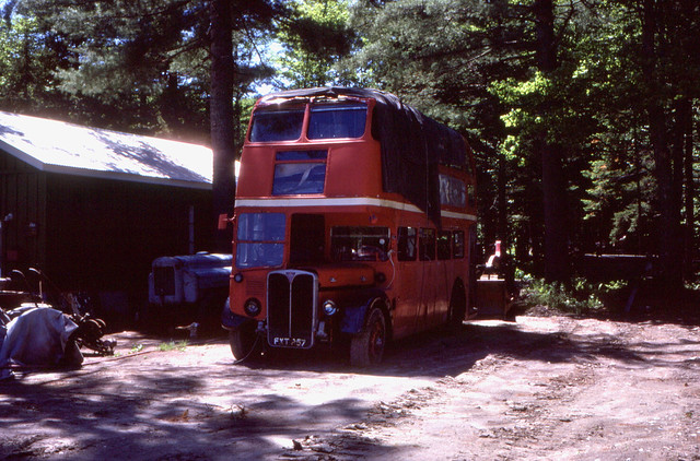 07198 - Alan Pommer Collection RT 82 (FXT 257) - North Woodstock - 6 Jun 1978