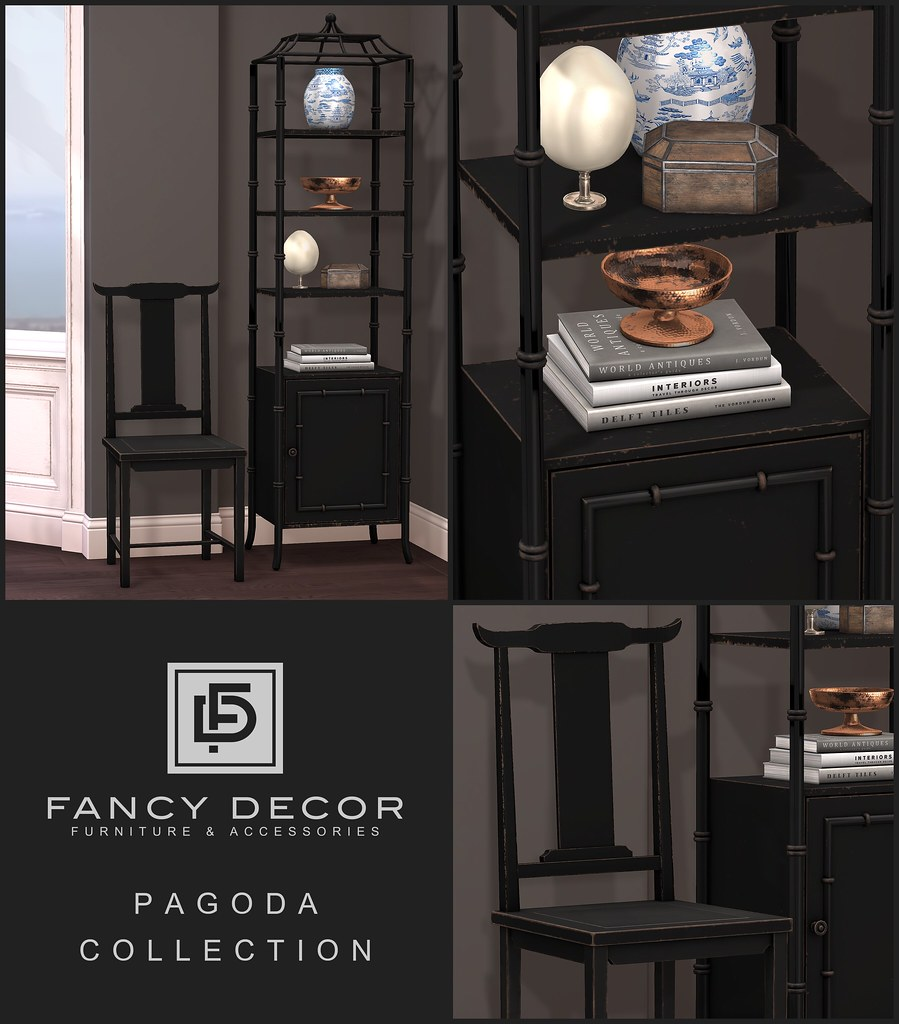 Pagoda Collection at Fameshed