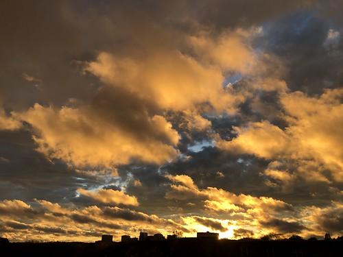 washingtondc districtofcolumbia nov2020 georgetown sky cloud sunset