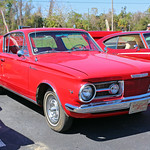 1964 Plymouth Barracuda, Manatee Car Show