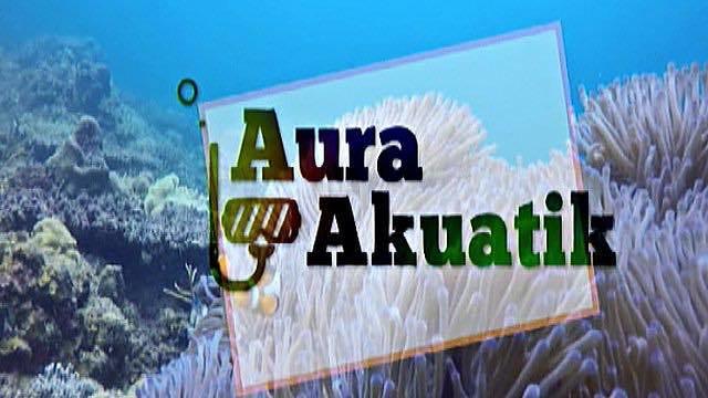 Poster Aura Akuatik