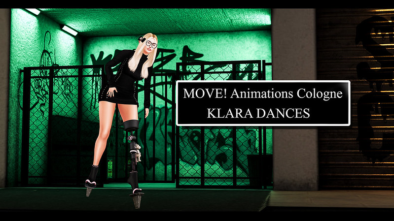 Move Animations Cologne - KLARA DANCES