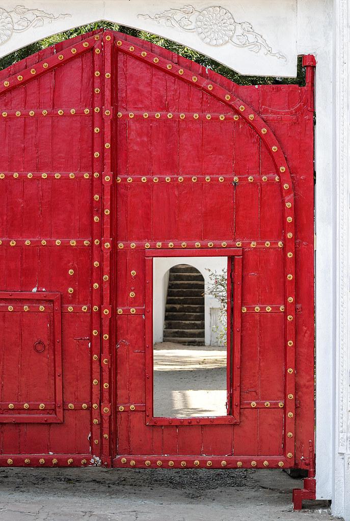 The First Door Is Open