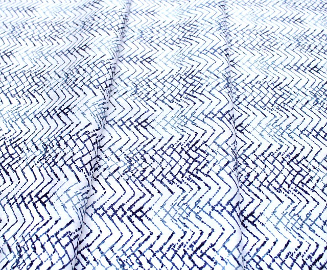 Art Gallery Fabrics Aquarelle Tachisme Luminous
