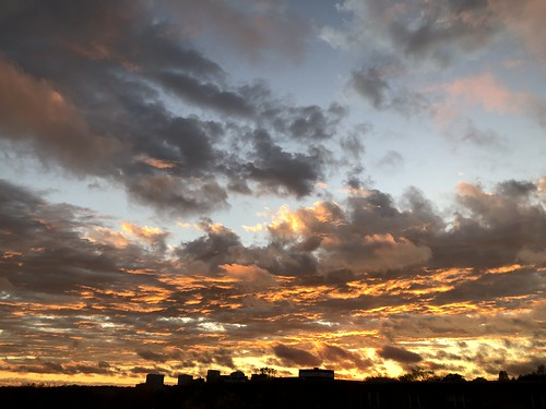 washingtondc districtofcolumbia nov2020 sunset sky georgetown cloud rosslyn arlington virginia