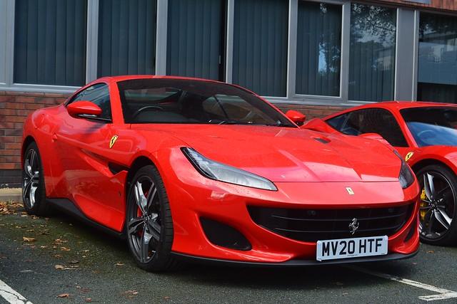 Ferrari Portifino