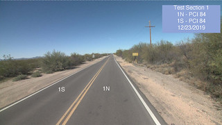 South San Joaquin Road - Pima County