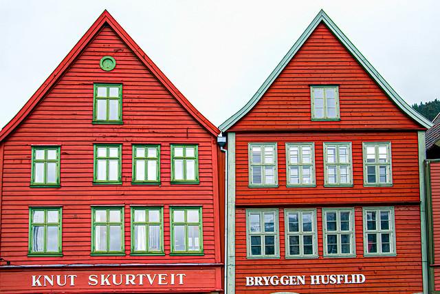 Bergen Store Fronts