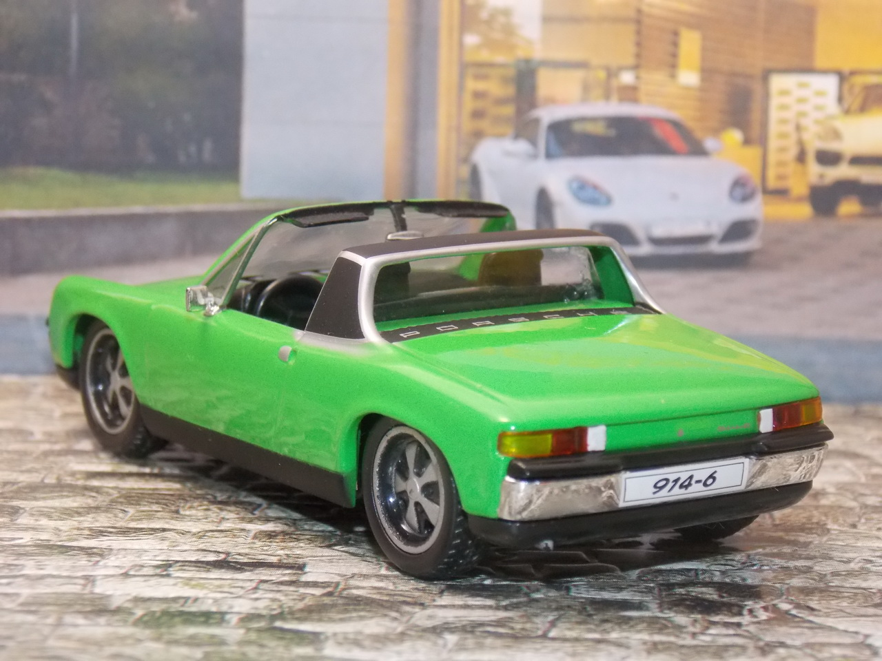 Porsche 914-6 - 1970