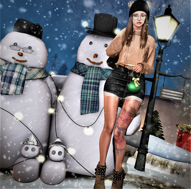 Do you wanna build a snowmaaaaaaan :D