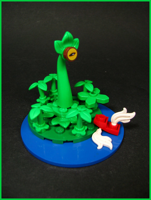 The Isle of the Giant Triffid