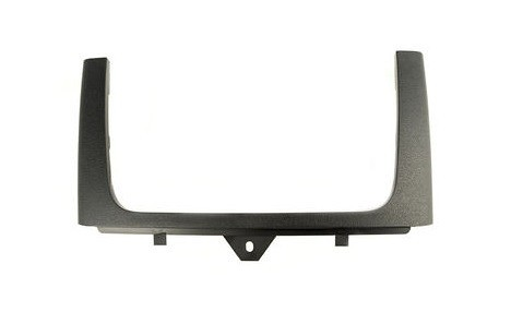 Smart ForTwo 451 facelift model 10-2010 covering panel surround radio
