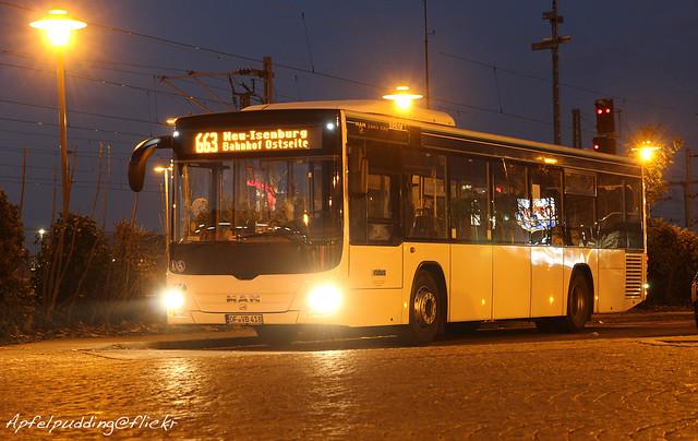 Bunte Buswelt - Langen (Hessen)