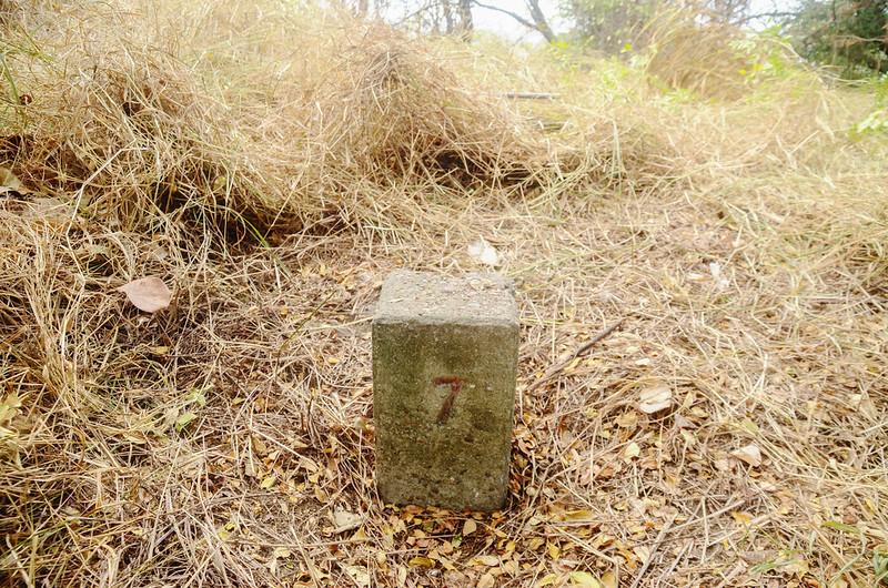 東溪底內務局三角點(# 7 Elev. 25 m) (2)