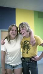 Burger Junior High School 1976