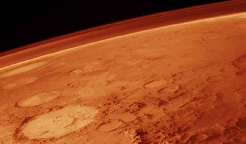Mars : obtenir de l'oxygène et du carburant de l'eau salée
