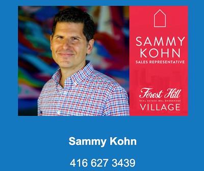 Sammy Kohn
