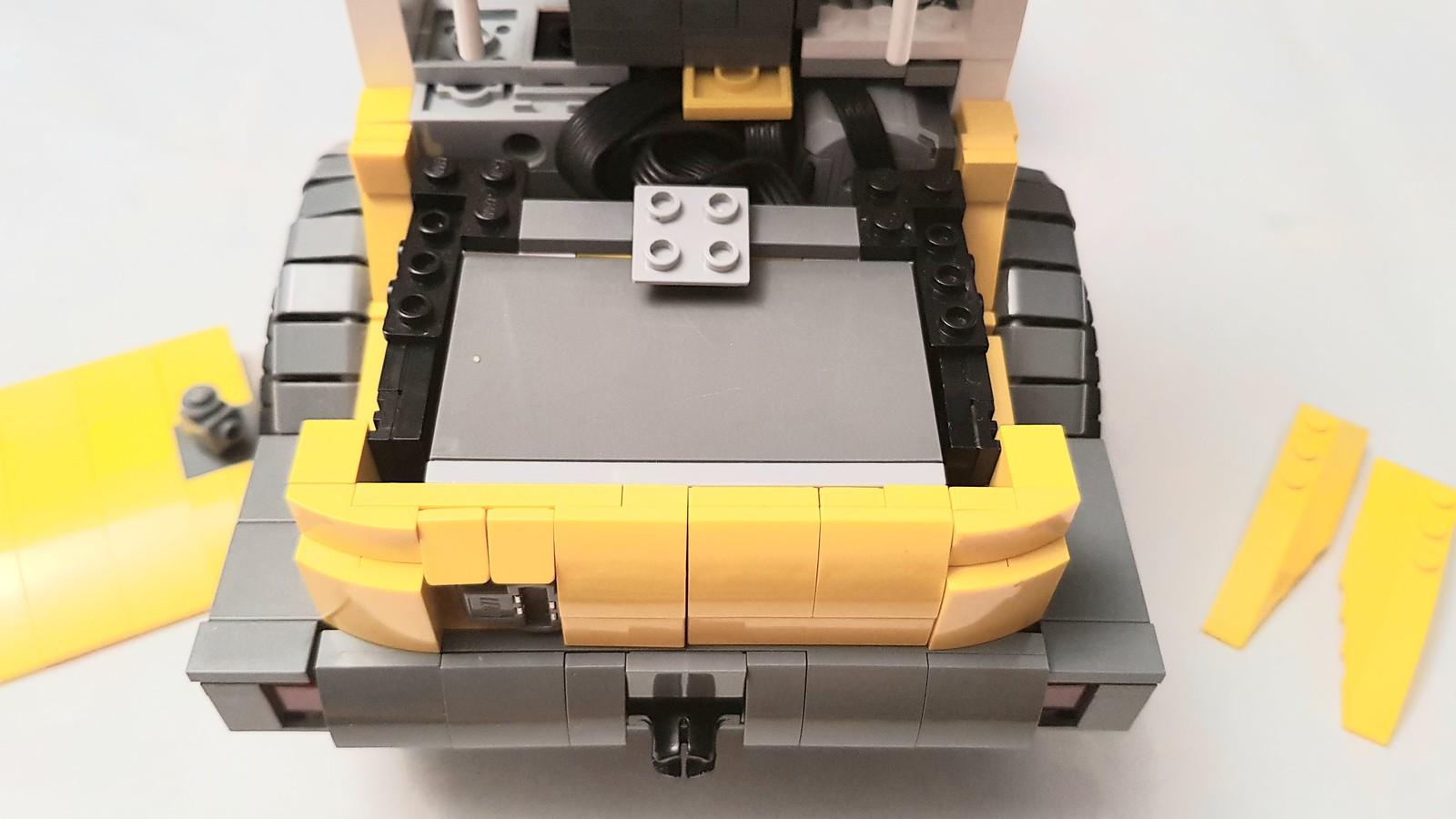Lego Liebherr L 506 compact wheel loader