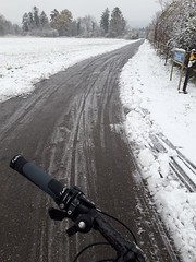 1st day of #vikingbiking - winter 20/21