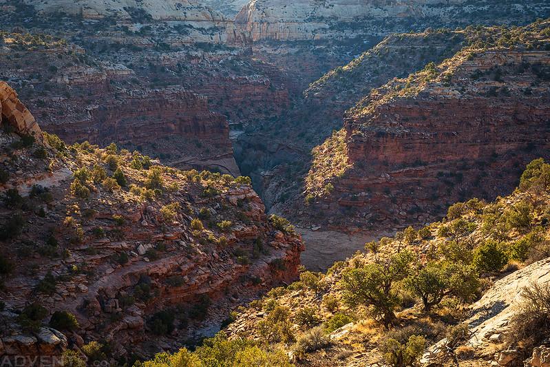 Bobbys Hole Canyon