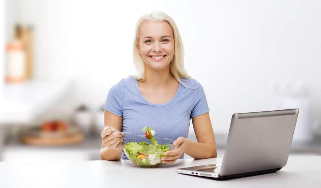 Un régime à base de plantes améliore le métabolisme