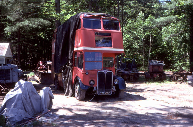07197 - Alan Pommer Collection RT 82 (FXT 257) - North Woodstock - 6 Jun 1978