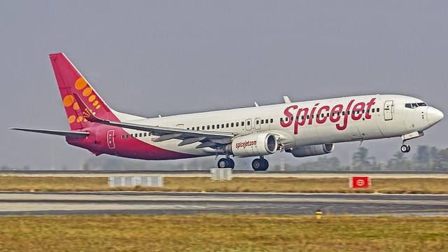 Spicejet Boeing B737-900ER VT-SZL Bangalore (BLR/VOBL)