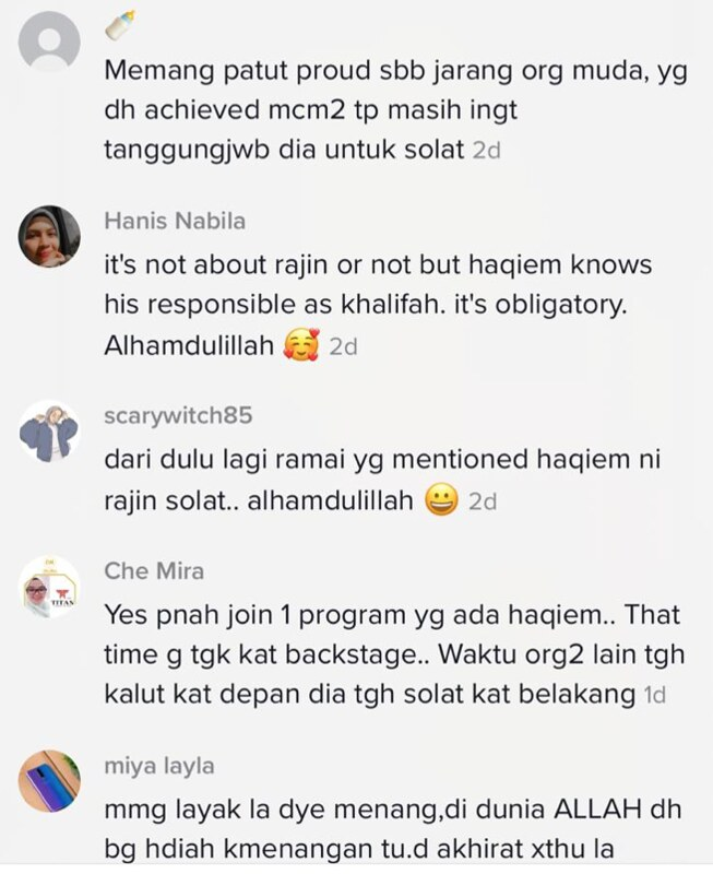 Selalu Minta Sejadah, Rakan Dedah Utamakan Solat 'Rahsia' Haqiem Rusli Murah Rezeki