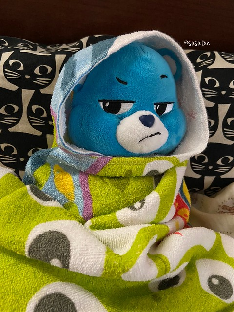 Grumpy and cold