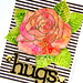 Hugs card closeup1