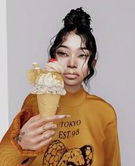 Ice cream 🍦