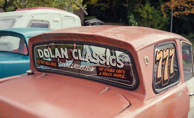 Day 302 (28th Oct) - Dolan