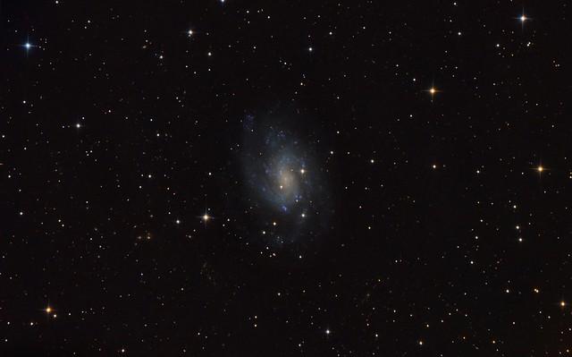 NGC-300- Spiral Galaxy  - Explored December 2, 2020