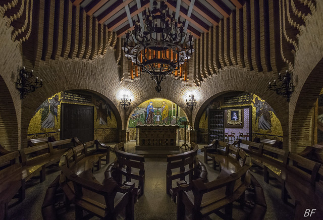 Church in Aragon !