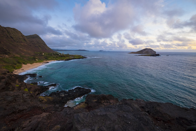 Morning at Makapu'u