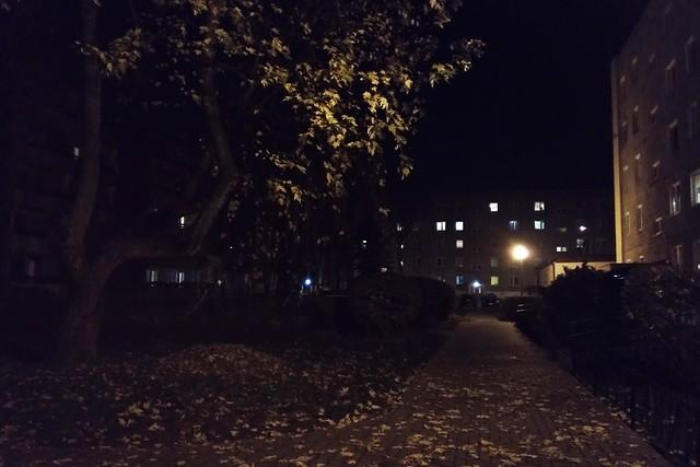 Autumn night :)