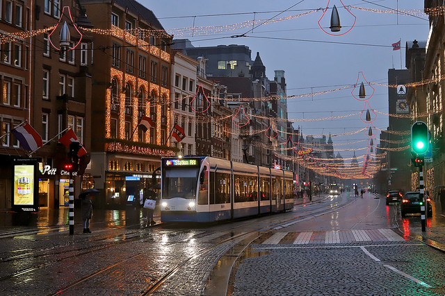 GVB 2112 Amsterdam 30 november 2020