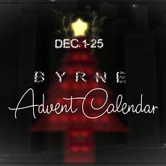 (BYRNE) AdventCalendar2020AD