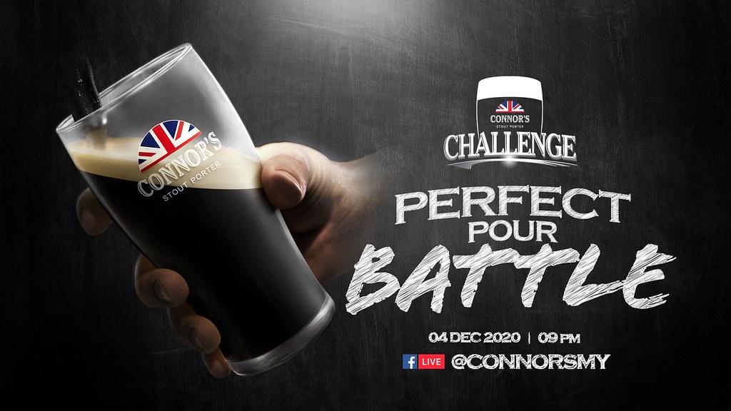 Connor Challenge_Perfect Pour Battle