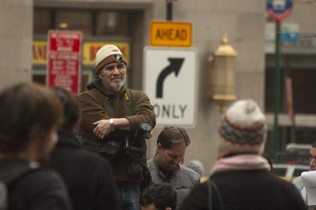 Occupy Wall Street Meeting