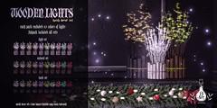 13Act - Wooden Lights - Vendor image