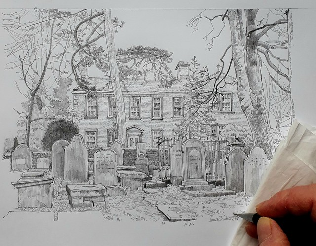 Haworth Parsonage (WiP)