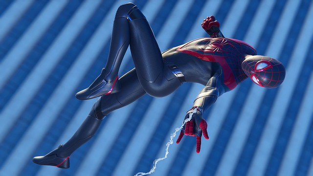 Spider-man Miles Morales -  Every body loves a classic, right?